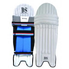 B&S Spitfire Small Boys Twin Wing Batting Pads