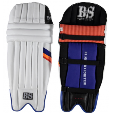 B&S Volcano Small Boys Twin Wing Batting Pads