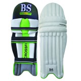 B&S Crossfire Mens Right Hand Batting Pads