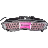 Fuelbelt Race Belt (Pink / Grey)