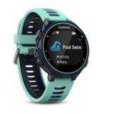 Garmin Forerunner 735XT Midnight / Frost Blue Device Only