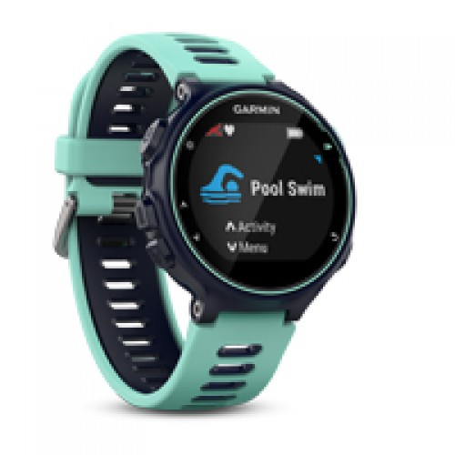 garmin forerunner 735xt midnight frost blue device only. Black Bedroom Furniture Sets. Home Design Ideas