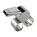 Whistle Finger Grip Metal