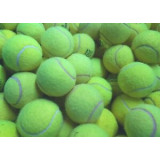 Used Tennis Balls Each