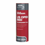 Wilson US Open Red Tournament Tennis Balls